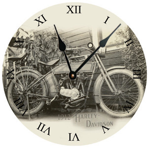 """Postcards Clocks – Unique Wall Clocks   """"Turning Back the Hands of Time"""""""